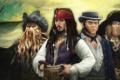 Pirates of Caribbean: Trucchi